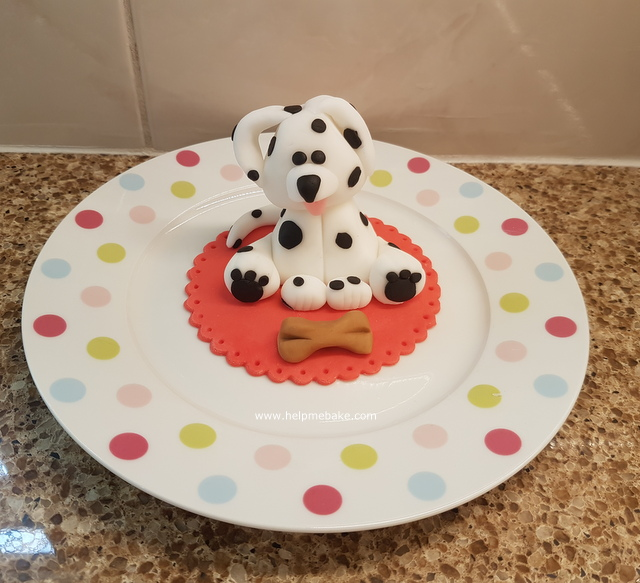 Click image for larger version.  Name:1 Dalmation and Bone Cake Topper.jpg Views:431 Size:148.1 KB ID:3888