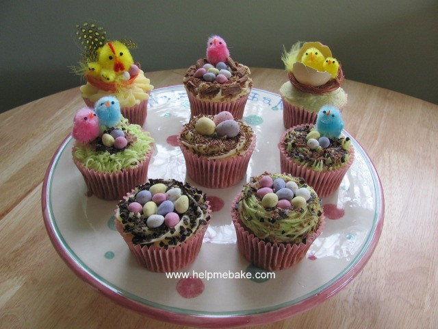 Click image for larger version.  Name:Easter Cupcakes 1.jpg Views:556 Size:95.8 KB ID:421