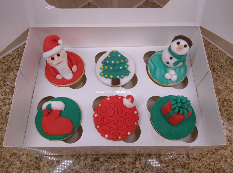 Click image for larger version.  Name:Christmas Cupcakes 2015.jpg Views:793 Size:162.6 KB ID:3229